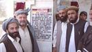 Die Tinte der Schüler ist heiliger als das Blut der Märtyrer, hat Reinhard Erös an eine Schule in Afghanistan geschrieben – vor den Augen der Taliban.