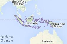 IndonesienKarte