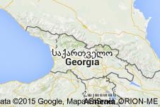KarteGeorgien
