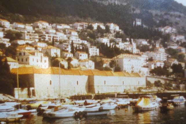Dubrovnik 1984 © Wolfgang Stoephasius