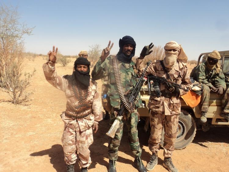 Terroristen in Timbuktu