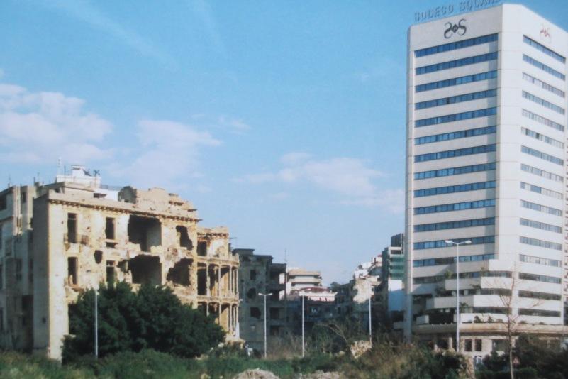 Beirut zehn Jahre nach dem Bürgerkrieg © Wolfgang Stoephasius