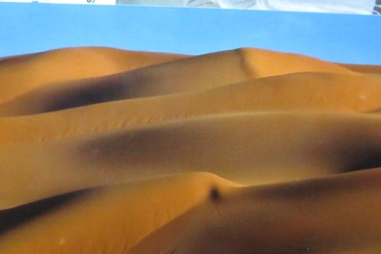 Wüste an der Grenze zum Sudan © Wolfgang Stoephasius