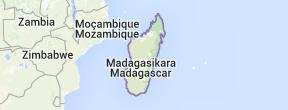 MadagaskarKarte