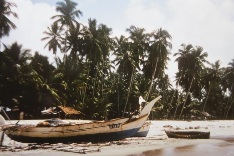 Strand auf Sabah © Wolfgang Stoephasius