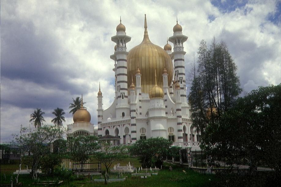 Die Mosche von Kuala Kangsar © Wolfgang Stoephasius