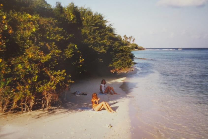 Strand auf der Insel Helengeli © Wolfgang Stoephasius