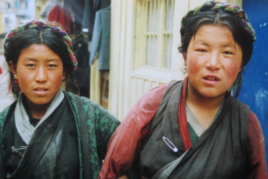 Tibeterinnen © Wolfgang Stoephasius