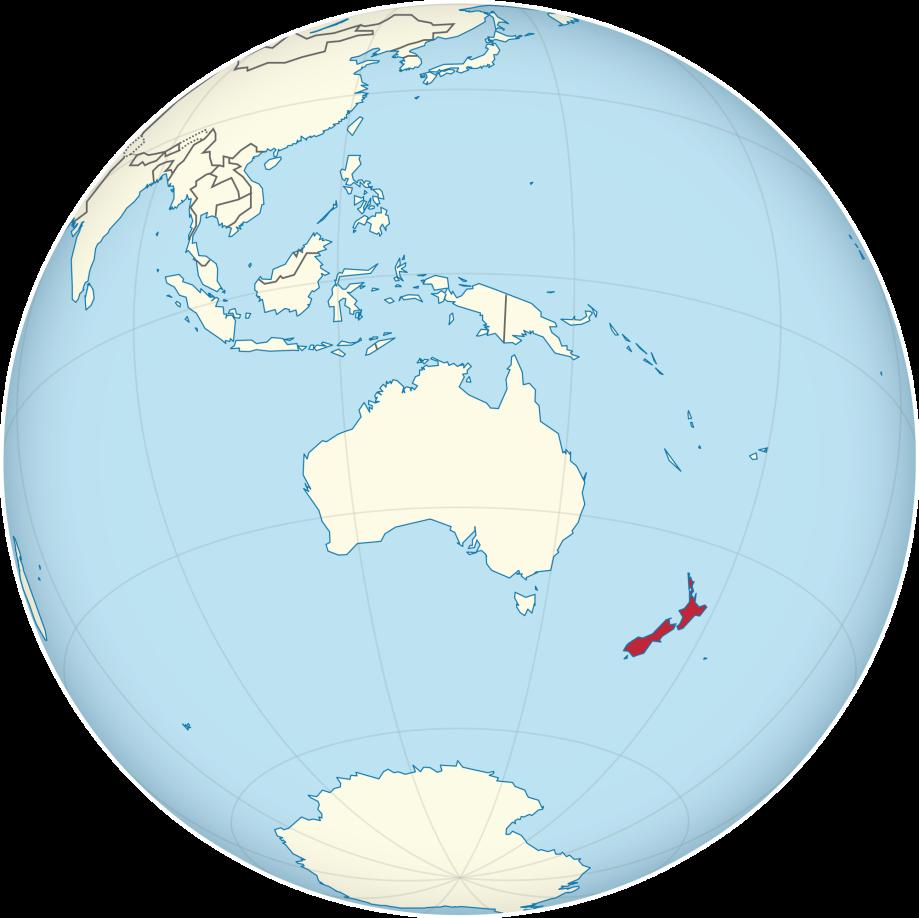 NeuseelandKarte