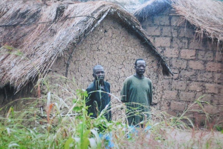 In Nigeria östlich  von Maiduguri © Wolfgang Stoephasius