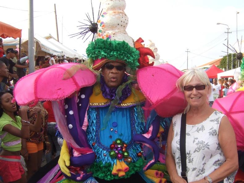 Cuarcao: Karneval © Wolfgang Stoephasius