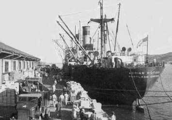 Hafen von Pusan