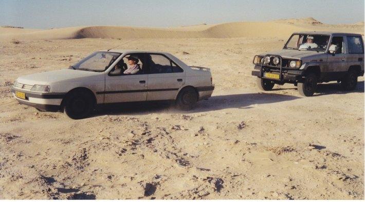 Piste in Mauretanien © Wolfgang Stoephasius