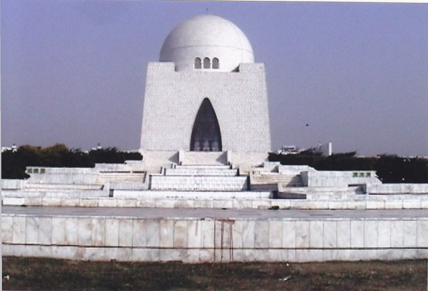 Mausoleum des Staatsgründers Jinnah © Wolfgang Stoephasius