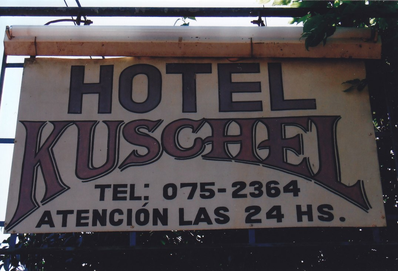 Hotel in Hohnau © Wolfgang Stoephasius