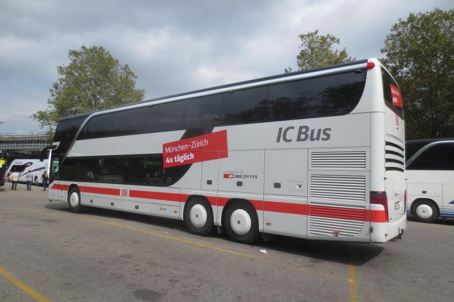 IC-Bus © Wolfgang Stoephasius