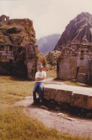 Machu Picchu © Wolfgang Stoephasius