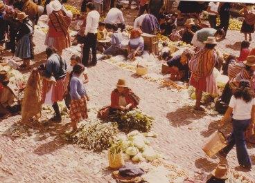 Sonntagsmarkt in Pisac © Wolfgang Stoephasius