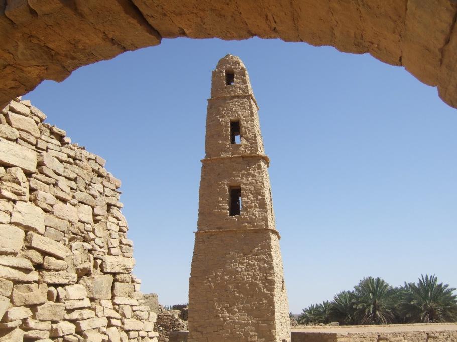 Festung Qasr Mared © Wolfgang Stoephasius