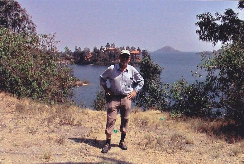 Kibuye und Kivu-See © Wolfgang Stoephasius