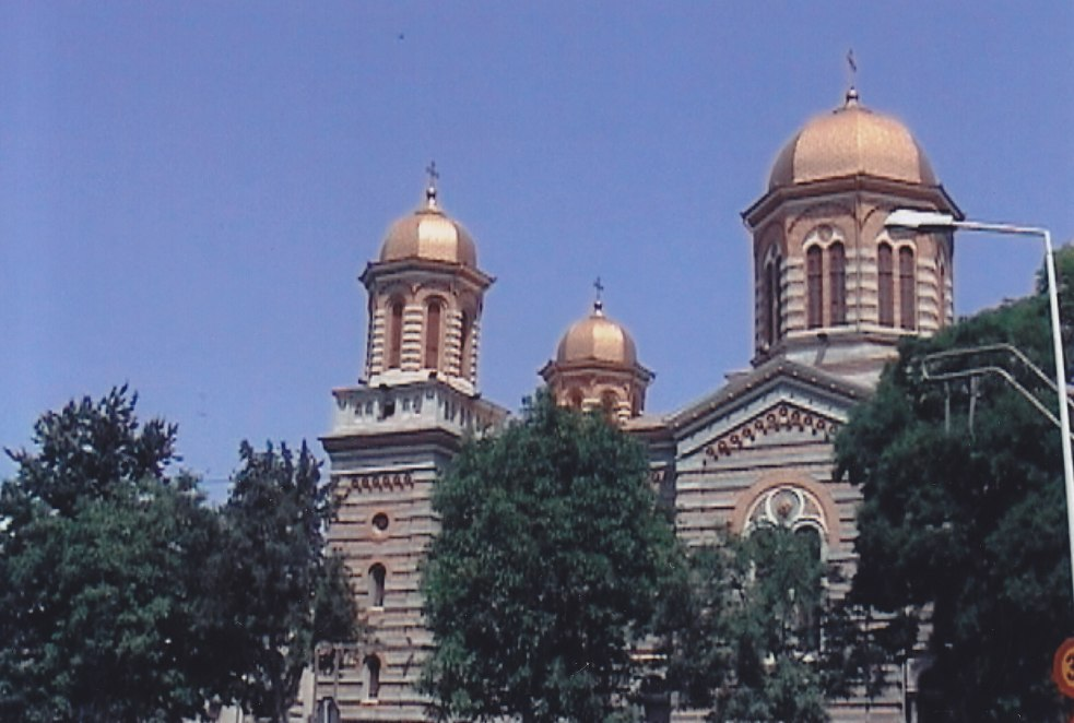 Kirche in Constanta © Wolfgang Stoephasius
