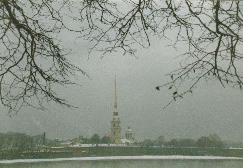 St. Petersburg: Peter und Paul Festung © Wolfgang Stoephasius
