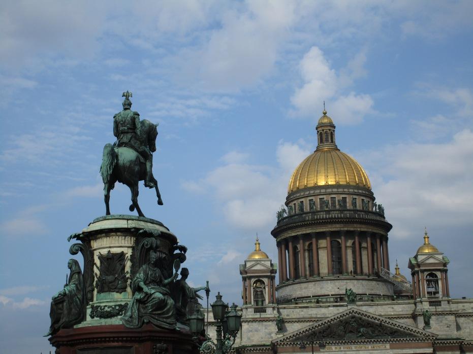 Isaak Kathedrale St. Petersburg © Wolfgang Stoephasius