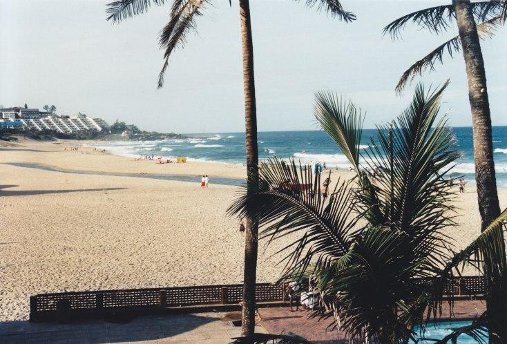 Der Strand von Margate © Wolfgang Stoephasius