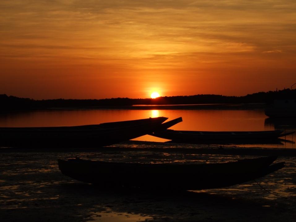 Sonnenuntergang © Wolfgang Stoephasius