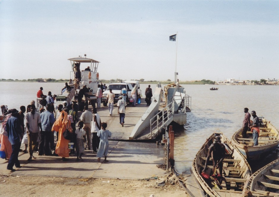 Senegal-River © Wolfgang Stoephasius