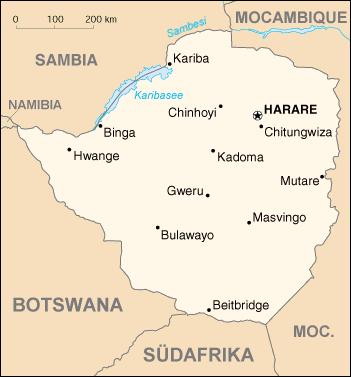 Simbabwe_karte