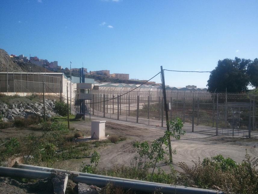 Hermetisch abgeriegelt: Ceuta