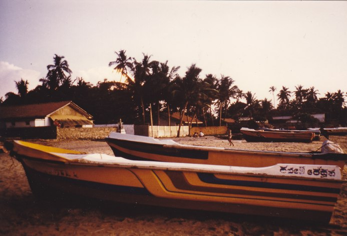 Am Strand von Negombo © Wolfgang Stoephasius