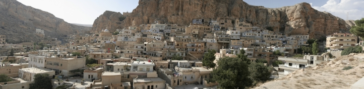 SyrienTown_of_Maaloula