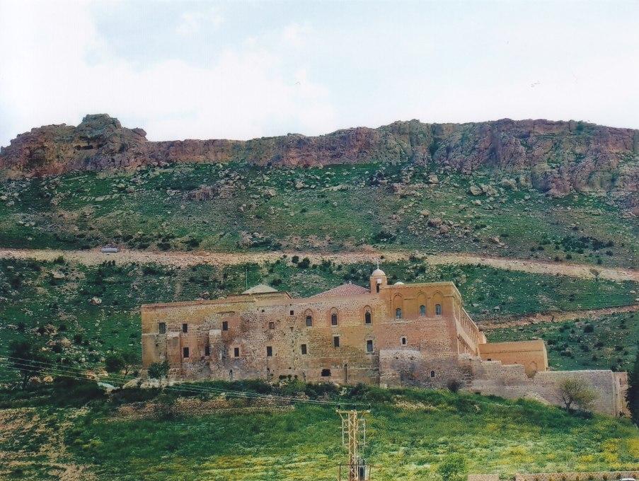 Kloster Deir az-Zafaran © Wolfgang Stoephasius