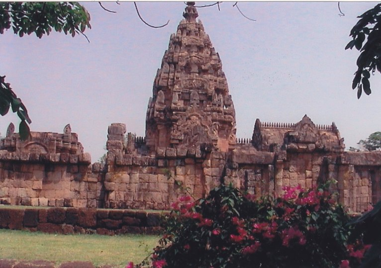 Khmer-Tempel im Isan © Wolfgang Stoephasius