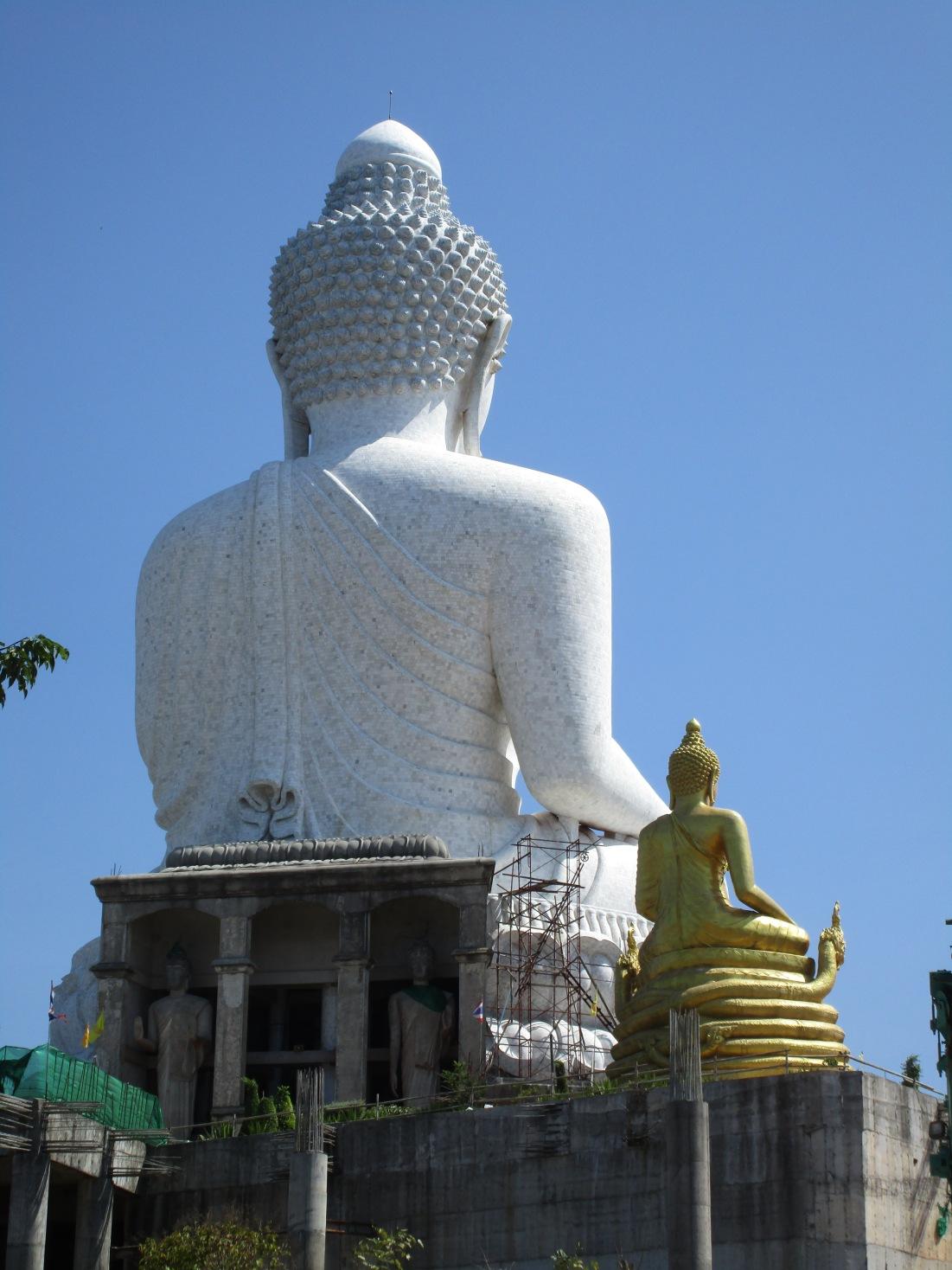 Big Buddha auf Phuket © Wolfgang Stoephasius