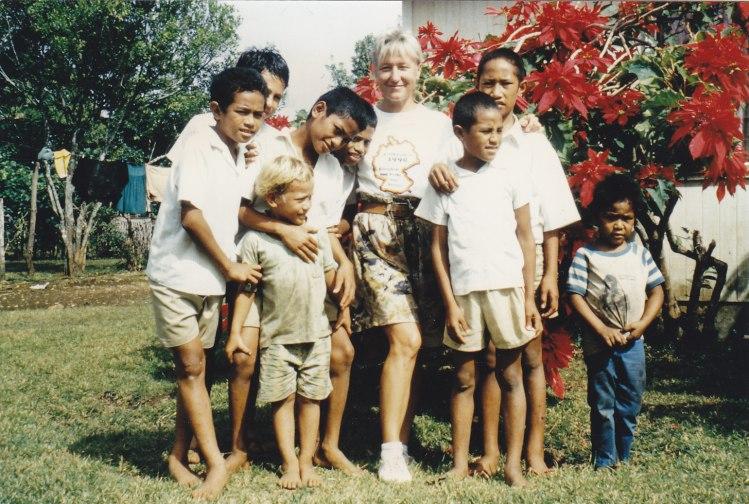 Tongalesische Kinder © Wolfgang Stoephasius