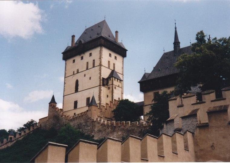 Burg Karlstein © Wolfgang Stoephasius