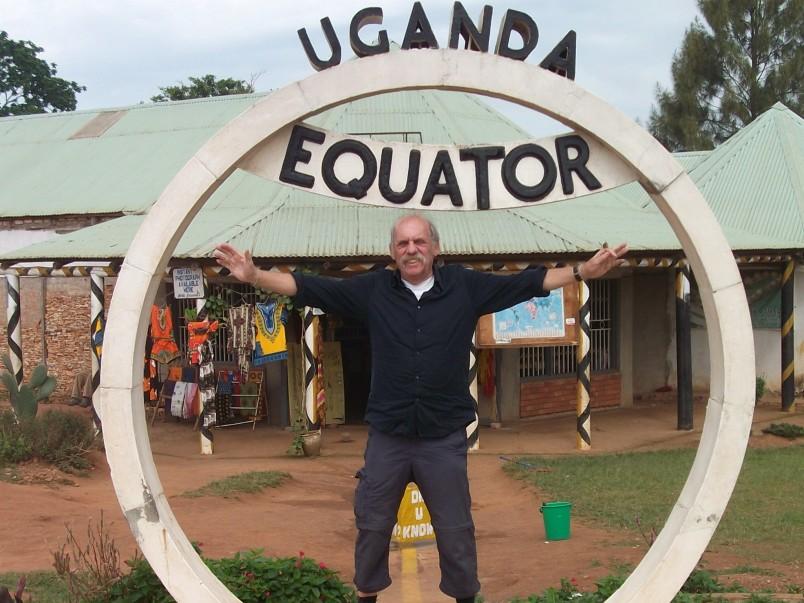 Am Äquator © Wolfgang Stoephasius