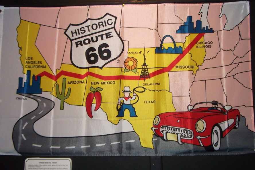 Route 66 © Wolfgang Stoephasius