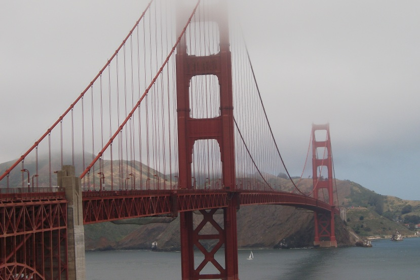 San Franzisco (Golden Gate Bridge) © Wolfgang Stoephasius