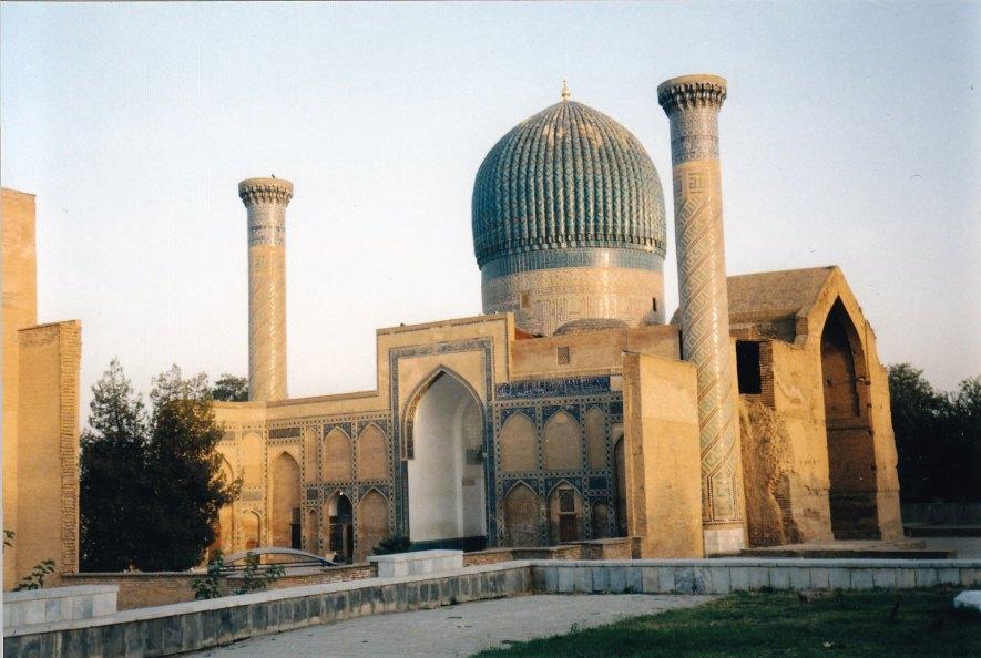 Gur-e Amir Mausoleum © Wolfgang Stoephasius