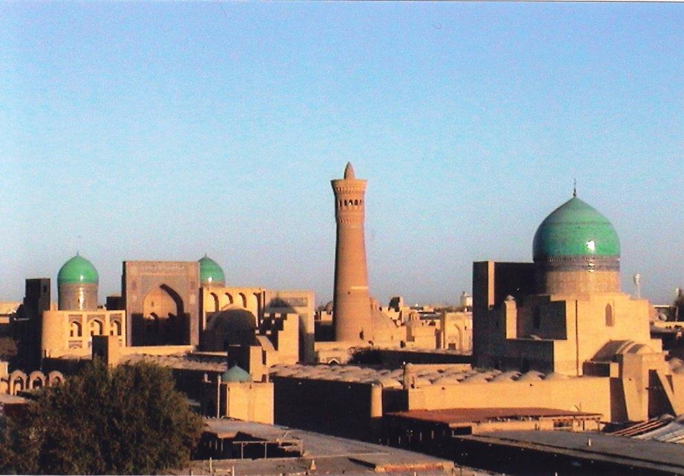 Bukhara © Wolfgang Stoephasius