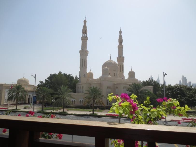 Jumeirah Moschee © Wolfgang Stoephasius