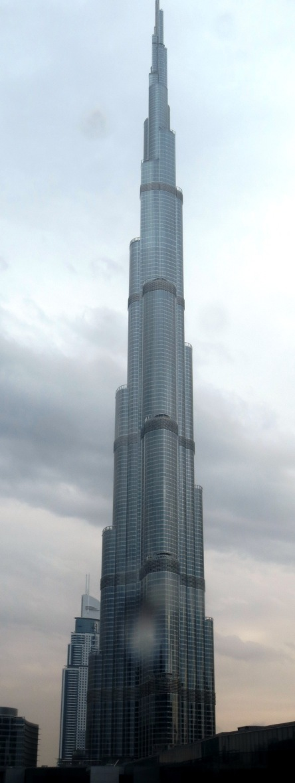 Burj Khalifa © Wolfgang Stoephasius