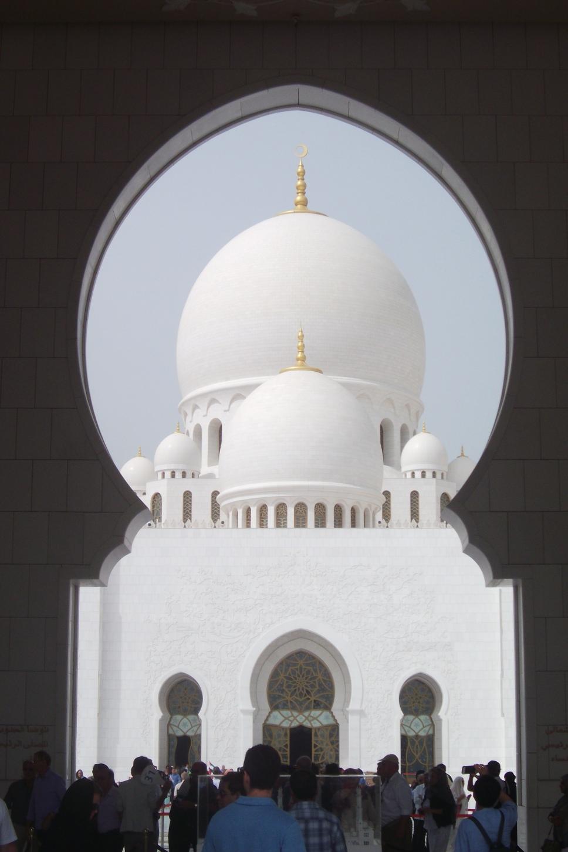 Sheikh Zayed Moschee © Wolfgang Stoephasius