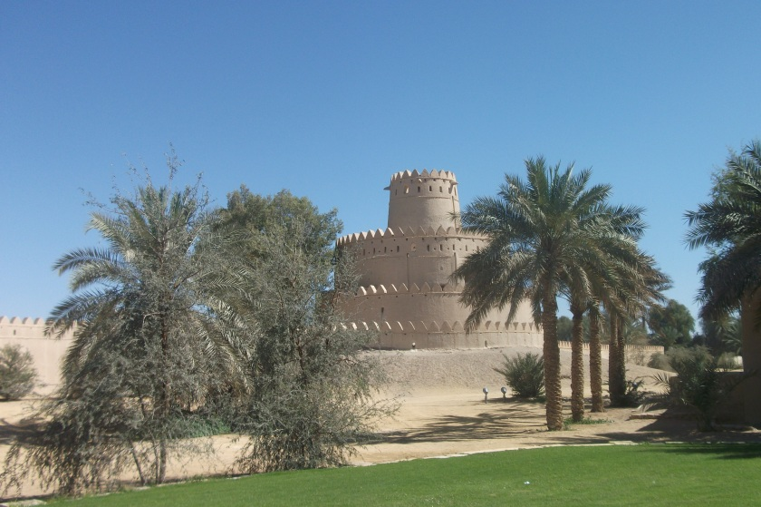 Jahili Fort bei Al Ain © Wolfgang Stoephasius