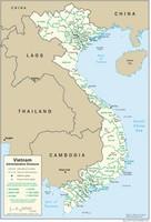 VietnamKarte