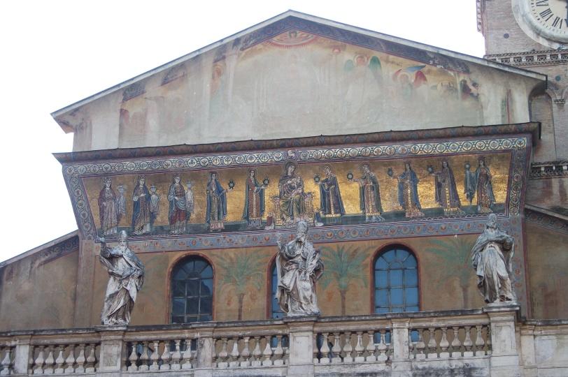 Santa Maria de Trastevere © Wolfgang Stoephasius